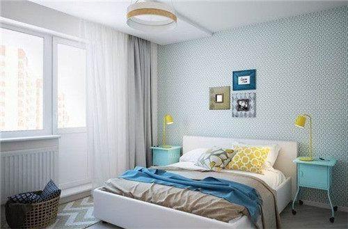 一室一厅房子装修效果图 打造舒适精美的小型空间