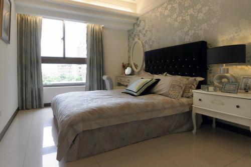 背景墙 房间 家居 酒店 设计 卧室 卧室装修 现代 装修 500_333