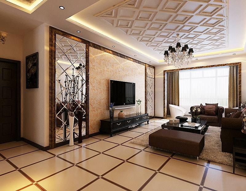 亚光砖这种瓷砖好用吗 亚光砖适合用在客厅装修中吗图片