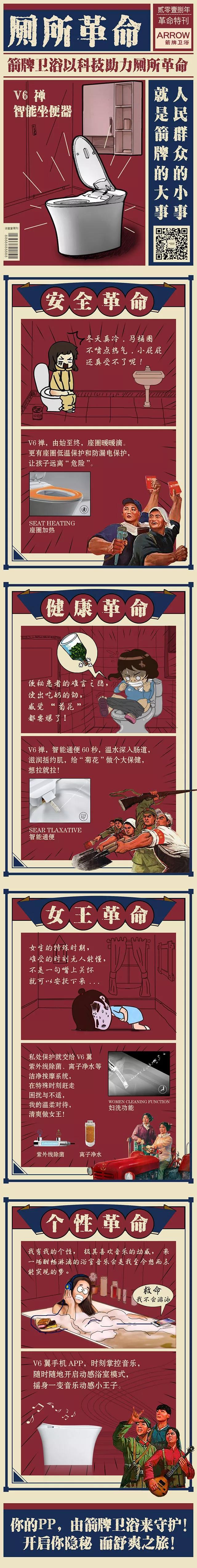 上海箭牌卫浴