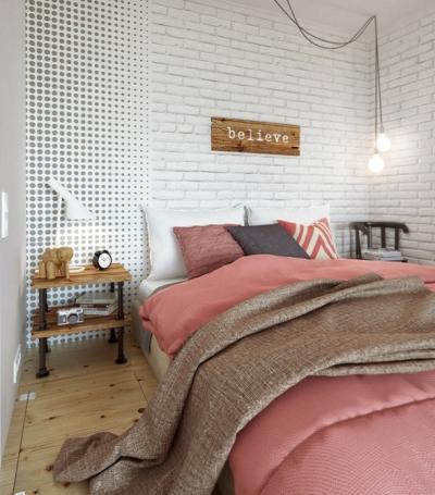 卧室的灯具最好是双控的,便利适用,并且要留意卧室的布局方位,尽量选用暖色调的搭配色,才会看起温馨天然。 关于装饰方面的常识四