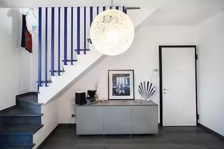 20种装饰楼梯下方空间的方法,个个都好看_自媒体_装修