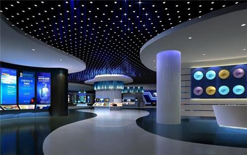 展厅设计公司哪家好 展厅设计要注意哪些方面