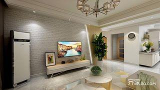 北欧风格三居室装修设计效果图