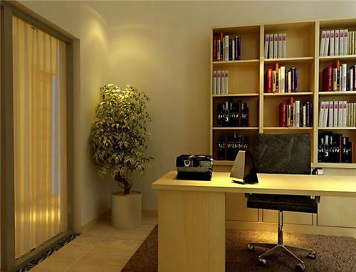 书房装修效果图大全 让您一眼就爱上的书房案例图片