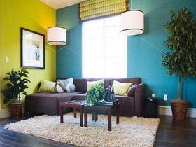 8款墙面漆设计案例  让你的家焕然一新