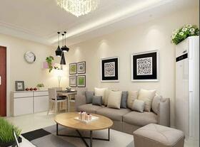 美好的墙面装饰  多彩的空间感