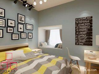 二居室宜家风格装修效果图