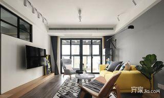 北欧风格三居室装修设计图