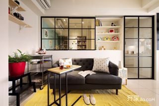 50㎡小户型公寓装修设计效果图