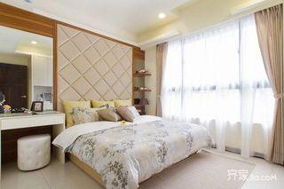 100平米中式风格家卧室欣赏图