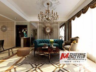 欧式三居室装修 高品质生活