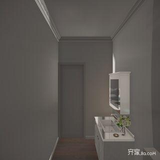 简约二居室装修卫生间效果图