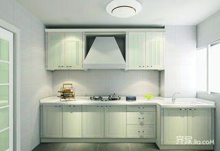 欧式别墅装修厨房设计图