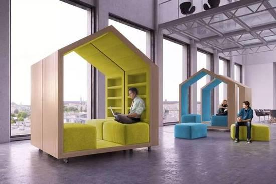 20个节省空间的创意家具设计,每个都有用!图片