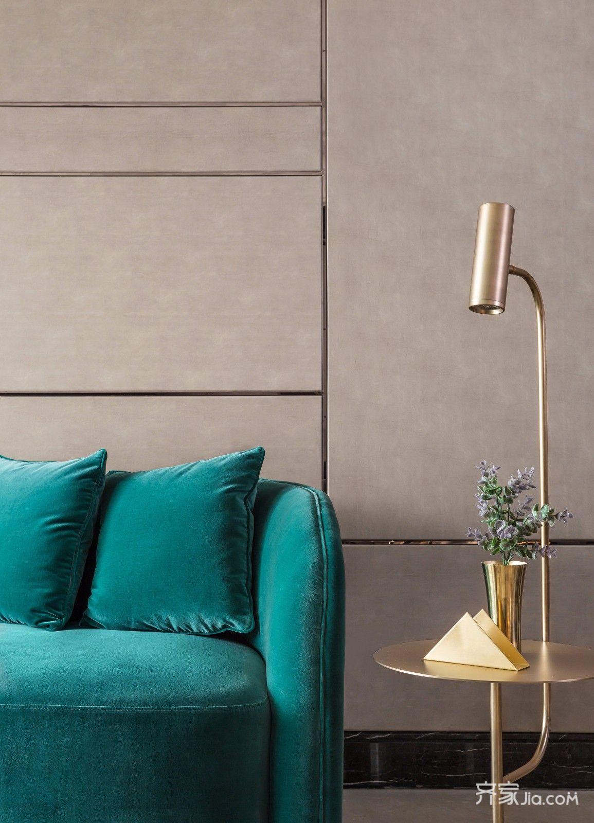 三居室欧式风格家灯具图片