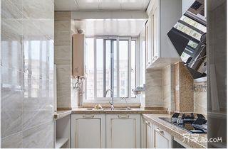 60平小户型装修厨房装潢图