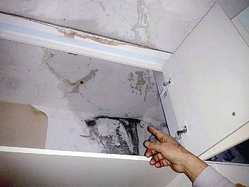 屋顶裂缝漏水怎么办_一般穿透是屋顶漏水的主要原因,比如混凝土出现裂缝,金属屋顶出现锈孔