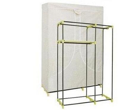 布衣柜的安装方法介绍 怎么保养才能让它更耐用