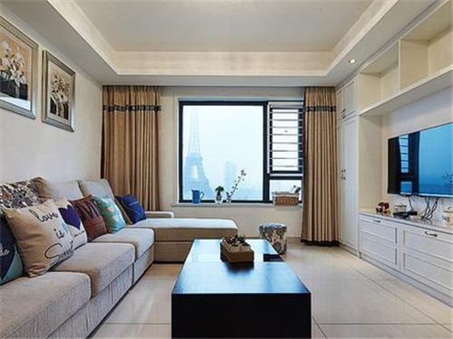 120平米房屋装修效果图 120平米房屋如何设计