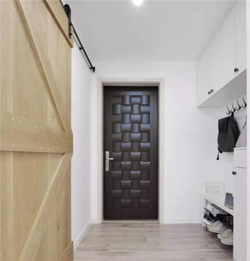 【西安盛腾家装工厂店】90平米房屋装修效果图让房子更有空间感和层次图片