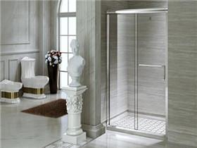 淋浴房隔断作用有哪些 卫生间的隔断用什么材料好