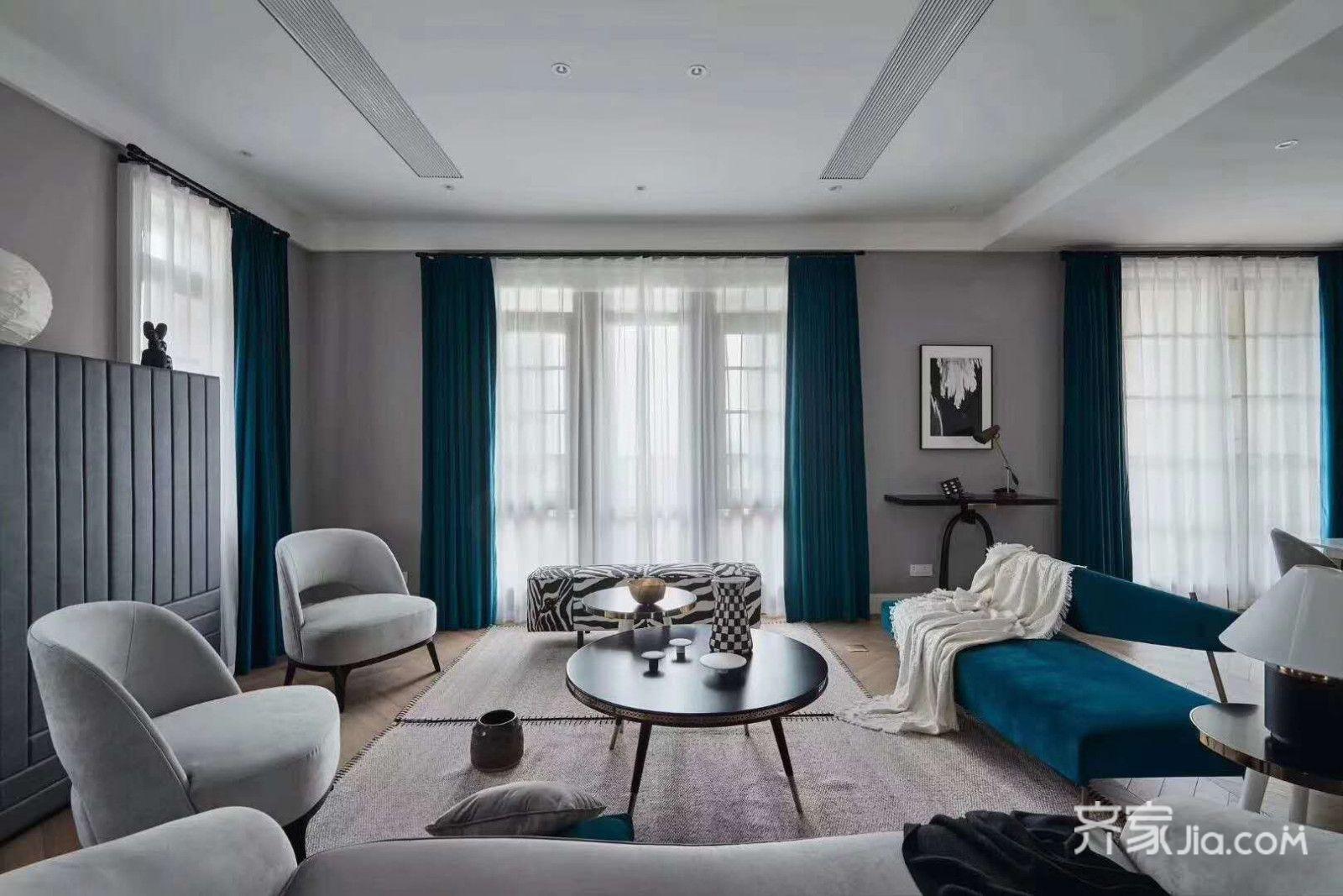 160㎡ 四居室 简约 北欧风格的装修现在也成为简洁风格装修的一种图片