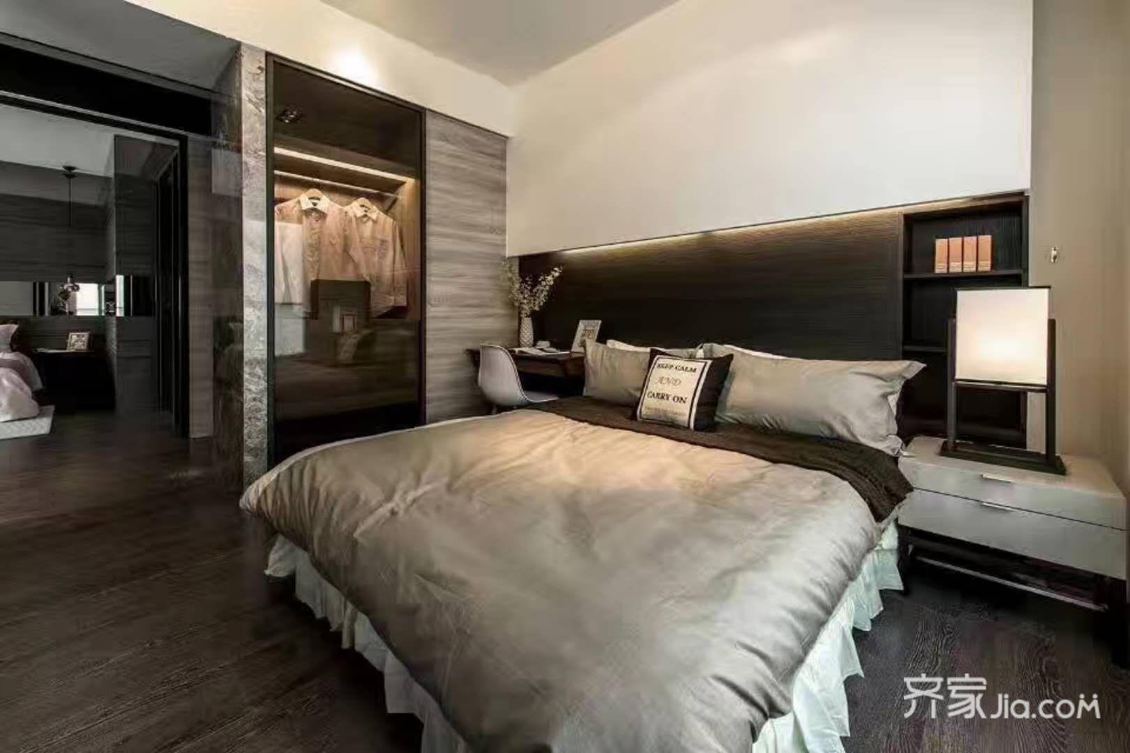 背景墙 房间 家居 酒店 设计 卧室 卧室装修 现代 装修 1620_1080图片