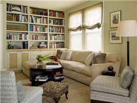 小书房装修风格哪种好 三大小书房装修技巧