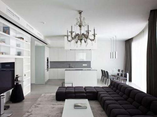灰色瓷砖如何搭配 客厅铺什么颜色瓷砖好