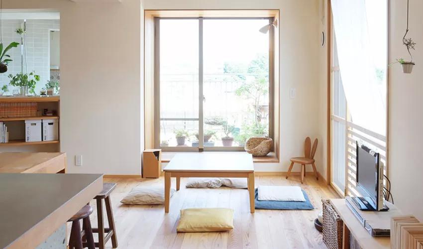 装修头条 自媒体 正文  ▲ 原木质感 清新的自然风溢满整屋 ▲ 阳光是