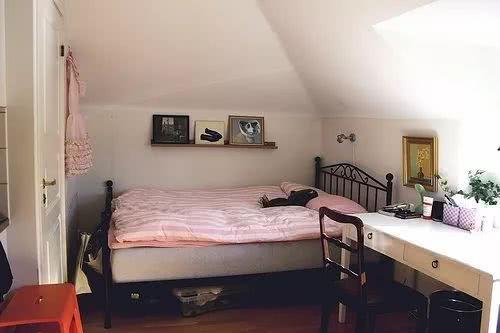 不要让阁楼沦为储藏室,阁楼也能装出别样的风景!