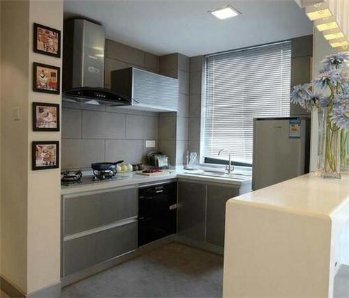 2平米小厨房装修效果图 令人惊叹的小厨房装修案例