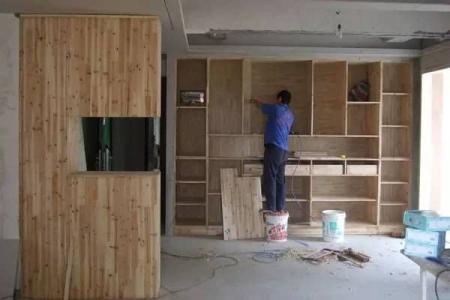 装修毛坯房步骤5,油漆