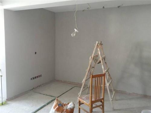 二手房墙面装修处理流程 二手房墙面装修材料有哪些