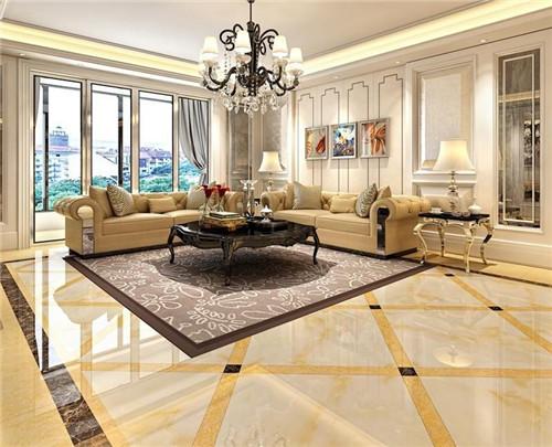 客厅地板砖如何挑选  客厅地板砖种类有哪些
