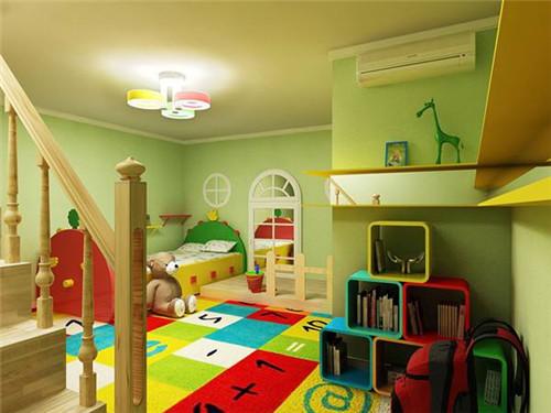 宝宝房间装修需要注意什么 儿童房要如何设计