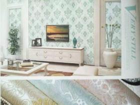 墙布多少钱一平方 墙布和墙纸哪个更环保