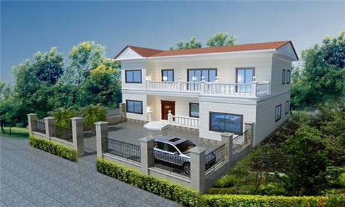 农村二层小别墅设计方案 可以设计什么样的风格