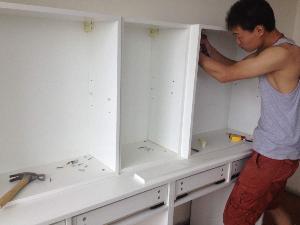 定制衣柜安装的步骤解析 定制衣柜安装的注意事项