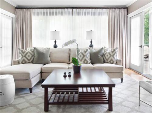 2018流行的沙发款式 什么材质的沙发好图片