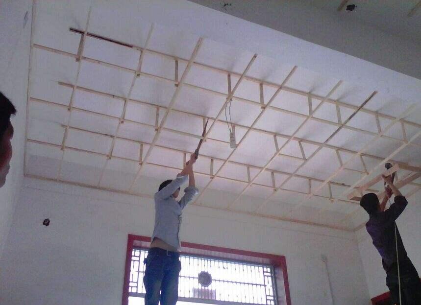 资讯 学堂 装修施工 施工流程 正文  3,石膏线:15元/延米.