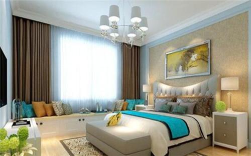 主卧室装修效果图 令人惊叹主卧装修案例