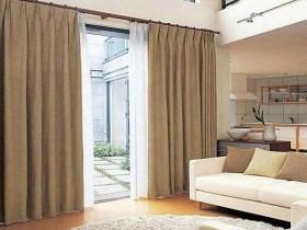 遮阳布窗帘怎么安装 遮光布的种类有哪些