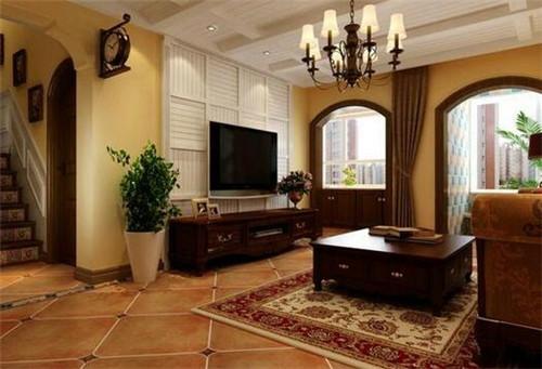 小美式装修风格的特点 如何打造优雅舒适的美式居所