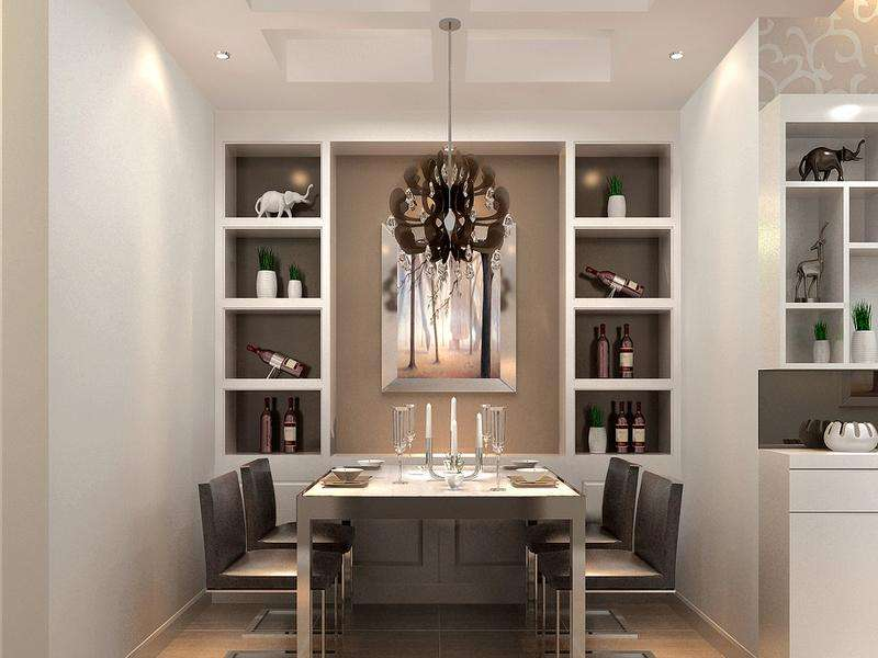 家装酒柜怎么设计好 六款家装酒柜效果图欣赏