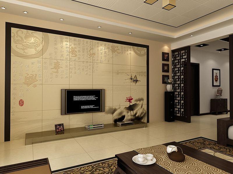 家装背景墙怎么装修好看 哪些材料适合电视背景墙