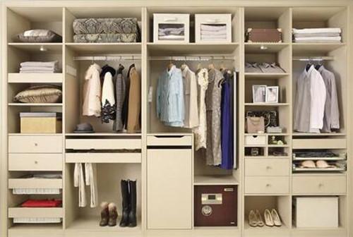 衣柜体设计图片