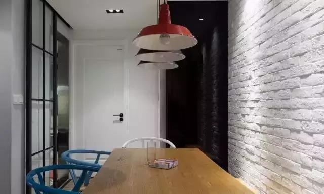 65�O经典北欧风小房,竟能设计出3房2厅1厨1卫,太牛了!