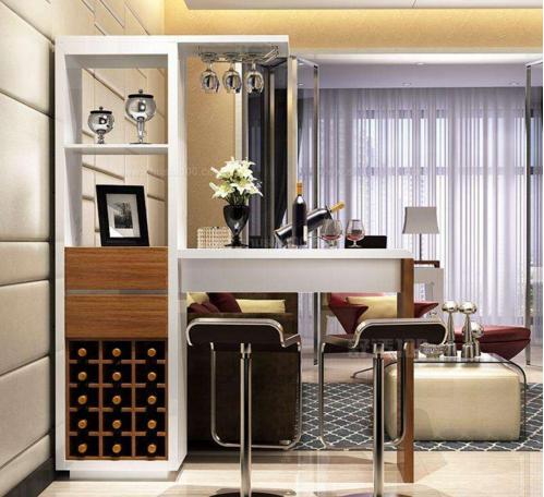 家用酒柜怎么设计好 6款酒柜造型设计效果图